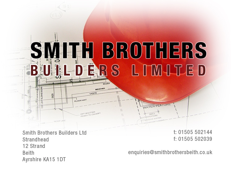 Smith Brothers Builders Ltd, Beith, Ayrshire